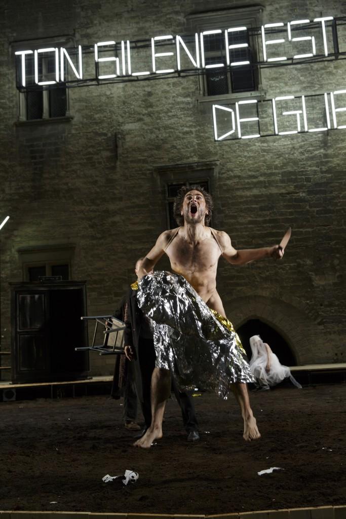 Le Roi Lear - (c) Christophe Raynaud de Lage