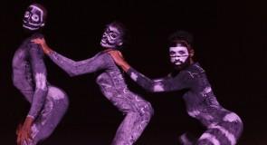 Boglárka Börcsök et Ligia Lewis, danseuses de «Monument 0»