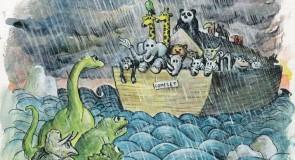 Il y a 5000 ans disparaissaient les dinosaures