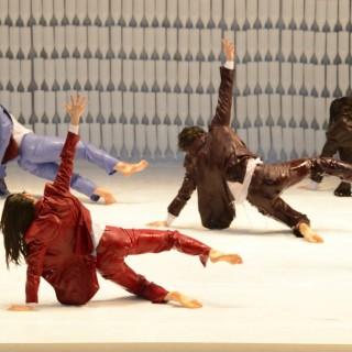 Eun-Me Ahn fait danser la Corée