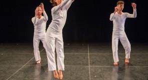 Lumineux adieux de la Trisha Brown Dance Company