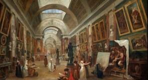 Hubert Robert, un peintre visionnaire
