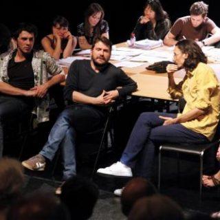 «Redonner de la légitimité aux auteurs»: entretien avec Frédéric Vossier