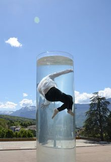 Yoann Bourgeois: questions d'équilibre