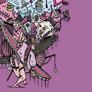 « Dumy Moyi» de François Chaignaud,  un costume tout en finesse pour danser…