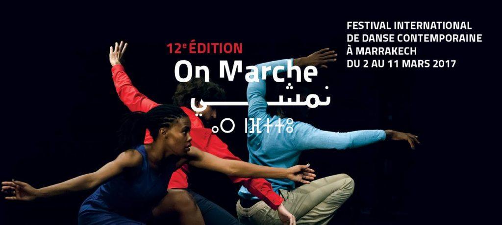 Souvent On marche : festival de danse contemporaine à Marrakech - I/O Gazette DY03