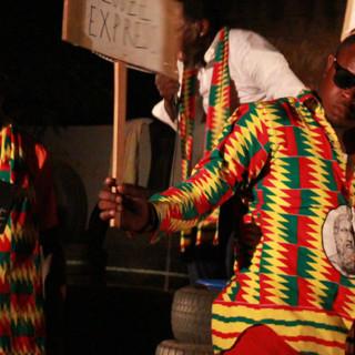 Africa Democratik Room