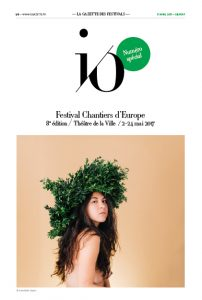 I/O n°55 [édito] Europe, fille d'Agénor