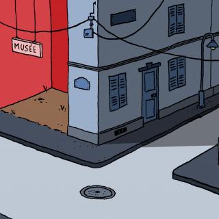 Le musée absent