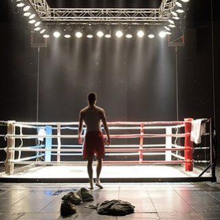 A Lyon, Rocco sur le ring