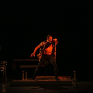 Israel Galvan : flamenco chamanique