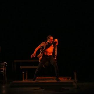 Israel Galvan: flamenco chamanique