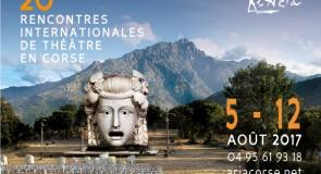 ARIA : 20e Rencontres internationales de théâtre en Corse