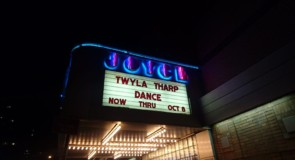 Twyla Tharp au Joyce Theater