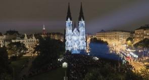 Signal: lumières numériques à Prague
