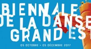 Biennale de la danse Grand Est