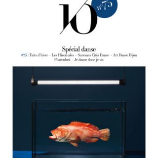 I/O n°75 [édito]: Tentative de journal dansé