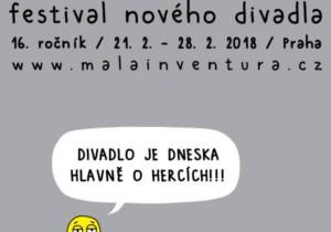 Festival Malá Inventura de Prague