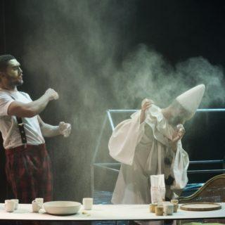 Compagnie Le Dahu: «La rage»