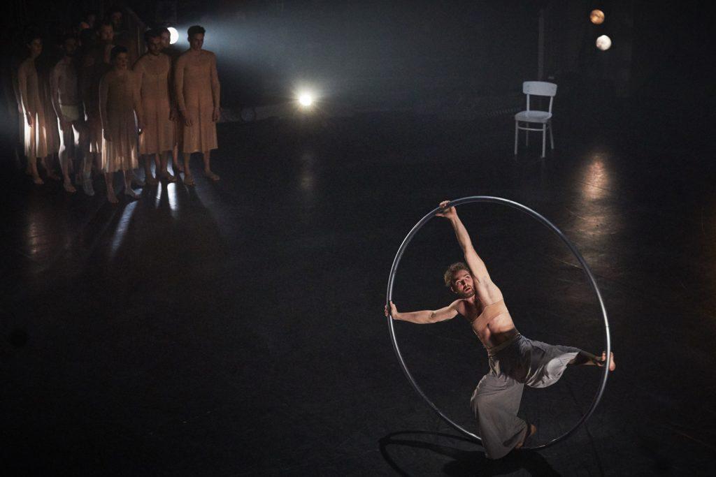 F(R)ICTION - Le spectacle de fin d'études de la 30e promotion du CNAC - (c) Christophe RAYNAUD DE LAGE