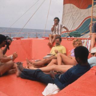 The Raft, le radeau de la paix