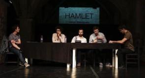 """Roman Jean-Elie : """"Hamlet"""""""