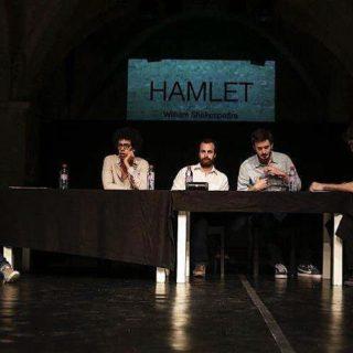 Roman Jean-Elie: «Hamlet»