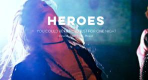 «Heroes»: une nuit avec les fantômes pop