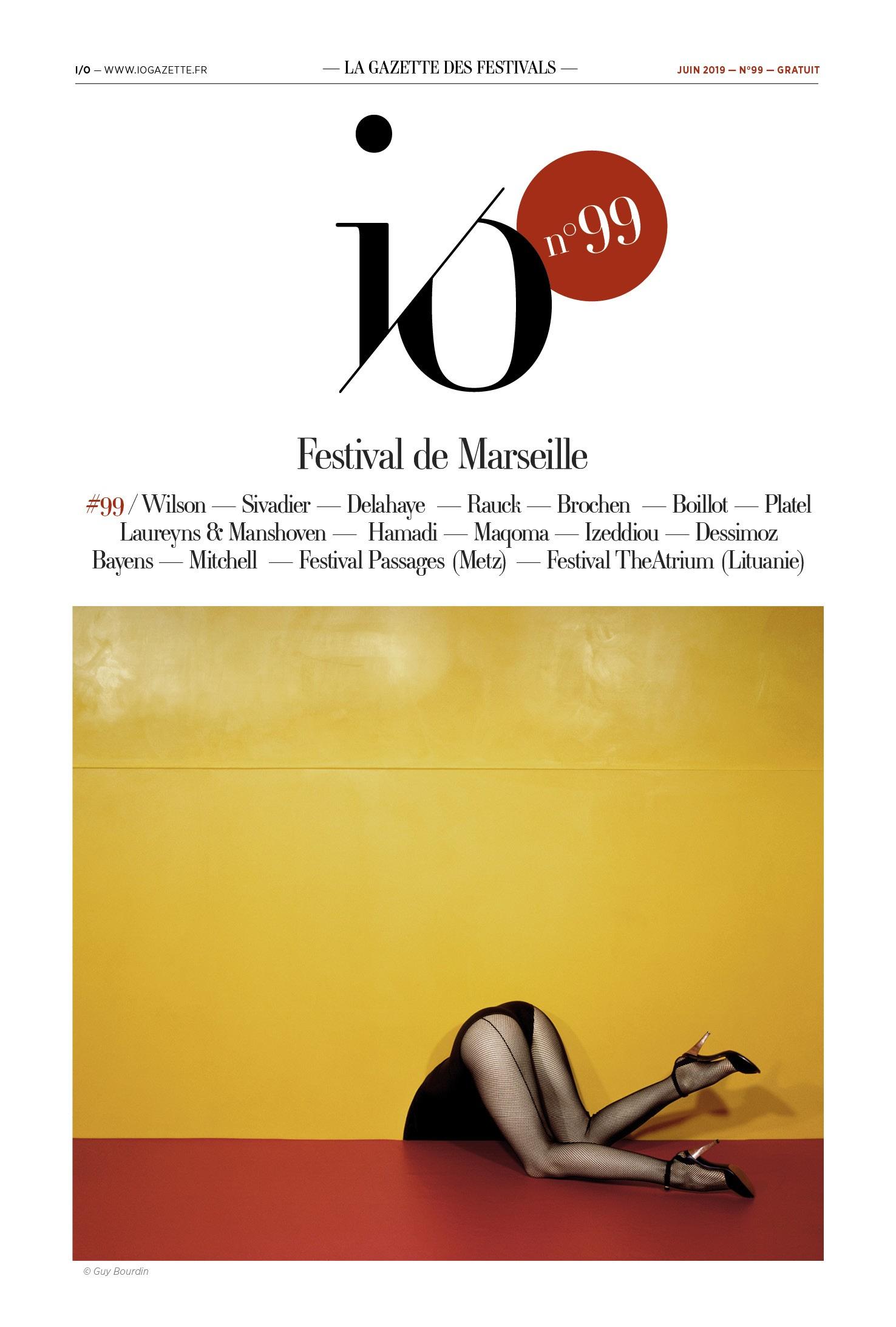 I/O Gazette