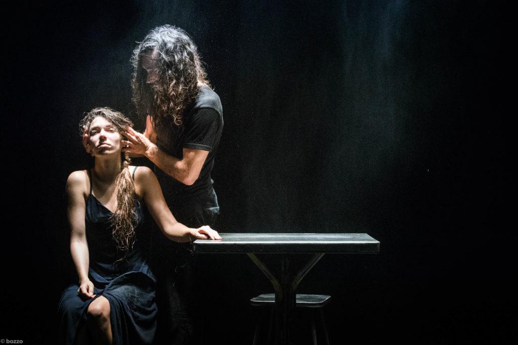 間 (ma, aida, …) - Camille Boitel et Sève Bernard © Bozzo