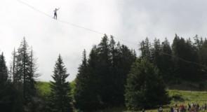 La Grande Balade :  spectacle vivant au coeur des Alpes