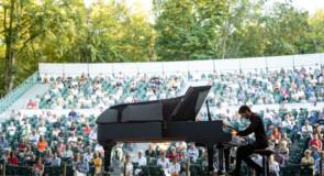 Les folles journées de la 40e édition du Festival de piano de la Roque d'Anthéron