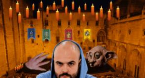 """""""Harry Potter"""" adapté dans la Cour d'honneur à Avignon 2022"""