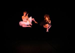 Les trois claques: «Le lac des cygnes» de Florence Caillon à la Biennale Internationale des Arts du Cirque